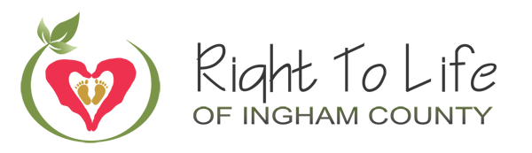 right to life of ingham county logo